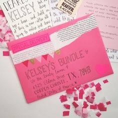 More love letters - 12 days of love letters campaign with paperedthoughts.