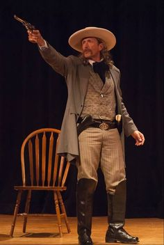 Weekend picks: Walt Willey goes 'Wild' in St. Western Film, Western Movies, Western Wear, Annie Get Your Gun, Old West Photos, Costume Armour, Tommy Lee Jones, Western Outfits, Outfits