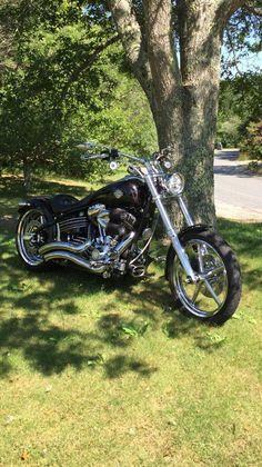 #Forsale 2009 Harley Davidson Softail #Auction @$10,000.00
