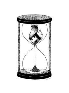 Our Time Art Print by Henn Kim   Society6