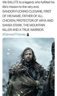 Looking for for images for got quotes?Browse around this site for very best Game of Thrones memes. These positive memes will make you happy. Game Of Thrones Books, Game Of Thrones Facts, Got Game Of Thrones, Game Of Thrones Quotes, Game Of Thrones Funny, Hound Game Of Thrones, Winter Is Here, Winter Is Coming, Quotes Sherlock