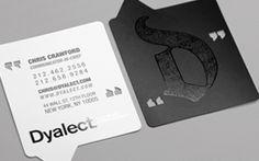 Dyalect business card