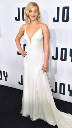 Jennifer Lawrence at Joy Premier