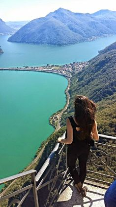 Lago Ceresio, Lugano, Switzerland. Michael Kelly - Google+