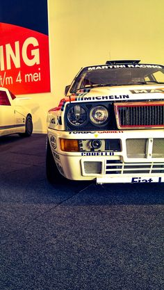 Lancia Delta HF @ Louwman Museum