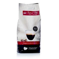 Käfer Kaffee Espresso ganze Kaffeebohnen, Espressobohnen
