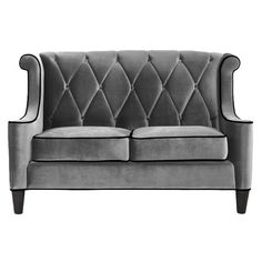 Armen Living Barrister Loveseat from the Roxy Owens