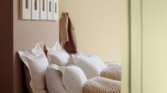 Use soft neutrals for a calm bedroom | Dulux