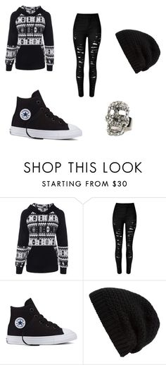 """""""Zx"""" by brennda-constantino on Polyvore featuring Converse and Rick Owens"""