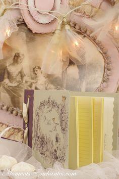 Créations Moments Enchantés en voir plus ici  www.moments-enchantes.com