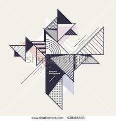 Find Abstract Geometric Composition Decorative Triangles stock images in HD and millions of other royalty-free stock photos, illustrations and vectors in the Shutterstock collection. Thousands of new, high-quality pictures added every day. Abstract Geometric Art, Geometric Drawing, Geometric Decor, Abstract Drawings, Geometric Designs, Abstract Shapes, Art Drawings, Triangle Drawing, Triangle Art