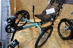 Azub Adaptive Reha Trike Dreirad