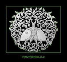 deviantART: More Like Celtic tree of life 1 by ~Tattoo-Design
