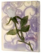 Love Spell Glycerin Soap by skinsationssoap on Etsy