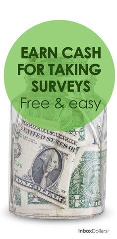 Earn Cash for Shopping Online - InboxDollars® Surveys For Money, Take Surveys, Survey Money, Ways To Save Money, Money Saving Tips, How To Make Money, Working Mom Tips, Business Writing, Frugal Tips