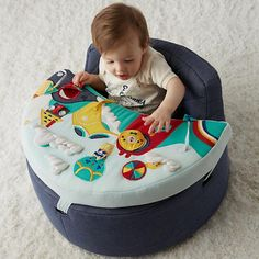 Shop Playtime Pals Activity Chair. Babies love having friends to play with.