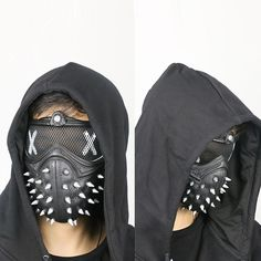 Wrench Mask Watch Dogs 2 Cosplay Mask