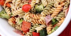 Pasta Salad | KitchenDaily.com