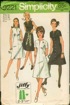 Simplicity 9221 - 1970