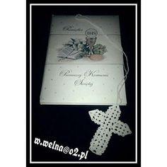 Zainspirowana Komunią Świętą ...  #holly #cross #krzyż #Komunia #szydełko #handmade #szydełko