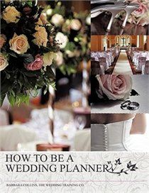 How to be a Wedding Planner--someday, I would love to do this!