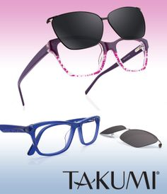 TAKUMI Frames for Versatile Style: http://eyecessorizeblog.com/?p=5574
