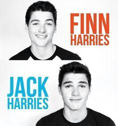 YouTube | JacksGap | Jack and Finn Harries