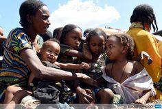 Plus de 650 Peuls on fui la violence et trouvè refuge en Centrafrique (mai 2014)