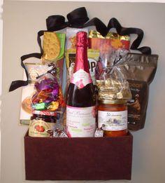 Fabulous Baskets!!! http://www.pinkshark.ca call 250.808.8500