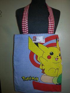 Pokemon shopper bag  £5.00