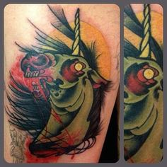Unicorn Tattoos | Inked Magazine