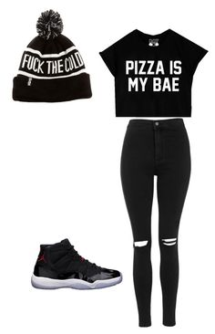 """""""Untitled #37"""" by kaykay-booski on Polyvore featuring Topshop and Freaker"""