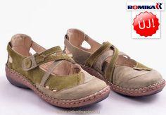 Romika női lyukacsos zöld félcipő a Josef Seibel Referencia Szaküzletben és Webáruházunkban!  http://valentinacipo.hu/46110-40-616  #romika   #romika_webshop   #romika_cipobolt