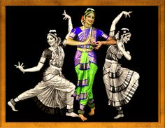 Bharatanatyam Arangetram Guestbook sample page design by Ōviya Design Studio