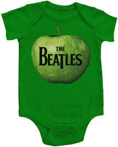 Infant: The Beatles - An Apple A Day Maglietta su AllPosters.it