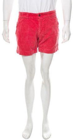 Michael Bastian Corduroy Mini Shorts Michael Bastian, Corduroy Shorts, Mini Shorts, Casual Shorts, Zip, Stylish, Fashion, Moda, Fashion Styles