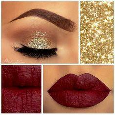 Crimson & gold