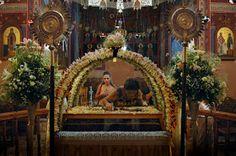 Ο Αύγουστος για τoν Ελληνισμό είναι ο μήνας της Παναγίας, καθώς θυμάται και τιμά την Κοίμηση της Υπεραγίας Θεοτόκου.    Η γιορτή ...
