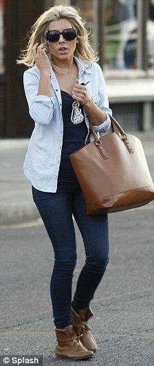 Love this bag. Its on my wish list!