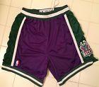 For Sale - NBA Milwaukee Bucks Starter Shorts size Large Authentic Thorwback Shorts - http://sprtz.us/BucksEBay