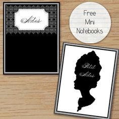 A bunch of free printables - some of them are super cute!