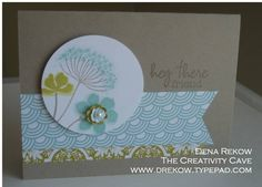 Summer Silhouettes by drekow - Cards and Paper Crafts at Splitcoaststampers