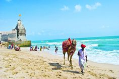 Dwarka (Krishna) Temple