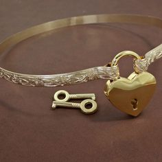 LOCKING COLLAR, Submissive Locking Day Collar, Discreet, 14k Gold-filled, Soft and Sweet, BDSM Collar, Slave Collar, Made To Order #8822G