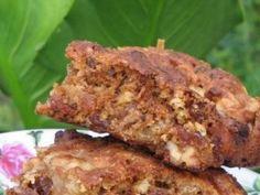 Gâteau à la compote de pomme et aux fruits secs, Recette Ptitchef