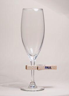 glas markeerder