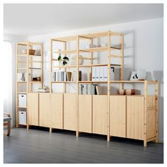 IKEA - IVAR, 5 sections with shelves/cabinets
