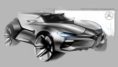 Mercedes Vision DAKAR concept (working on process) on Behance
