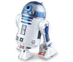 R2-D2 Wireless Webcam with Skype Phone