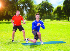 Shape Up This Summer With Chris Powell & The 6-Week Degree #GetMoving Challenge